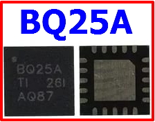 BQ25A Battery Charger Controller IC